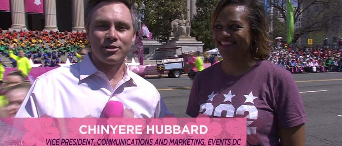 Events DC Parade Interview